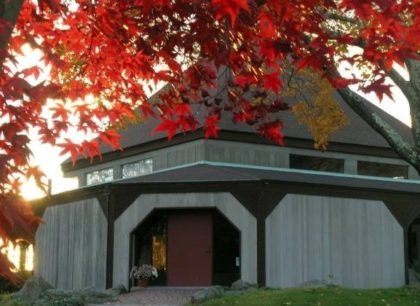 WUC Sanctuary in Fall