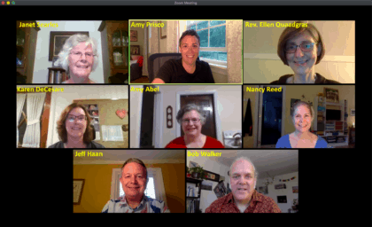 2020-21 Board of Trustees