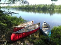 CANOE TRIP ON THE QUIDNICK