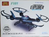 HOLY STONE F181 6 AXIS GYRO QUADCOPTER (drone)