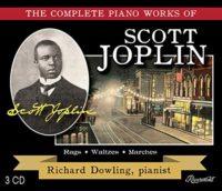 COMPLETE WORKS OF SCOTT JOPLIN: 3 CD SET
